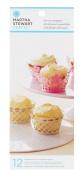 Martha Stewart Crafts Pastel Die-Cut Cupcake Wrappers