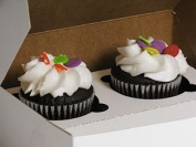 Cupcake Insert - Standard - Holds 2 Cupcakes 10 / Pack