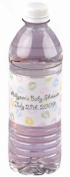 Wilton 1003-2135 Baby Feet Personalised Water Bottle Wrappers, 16 Count