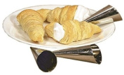 Cream Roll Horn Moulds, Set of 6