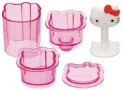 Sanrio Hello Kitty Mini Rice Ball Musubi Mould Sushi Press #3376