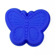 Wholeport Silicone Baking Egg Tart Mould Butterfly
