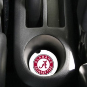 NCAA Alabama Crimson Tide Absorbent Car Coaster - Pack Of 2