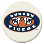 NCAA Auburn Tigers Absorbent Coaster with Alternate Logo - Pack Of 4