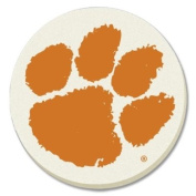 NCAA Clemson Tigers Absorbent Coaster - Pack Of 4