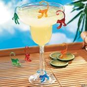 Plastic Coctail Drink Monkeys