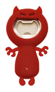Starfrit Little Fun Style Bottle Opener, Red
