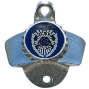 Siskiyou Sports Police Wall Mount Bottle Opener