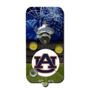 25.4cm NCAA Auburn University Tigers Football Magnetic Clink & Drink Bottle Opener