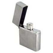 Lighter Inspired Mini Flask