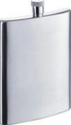 New - Ultra-Slim Stainless Steel 60ml Flask - VF1159