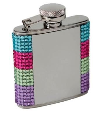 MoMo Panache Dazzle Flask