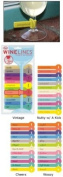 Fred and Friends WINE LINES Reviews, Set of 12 Drink Markers