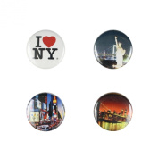 Il Bere Wine and Drink Charms Places Collection, I Love New York