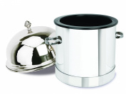 Eastern Tabletop 7001 Stainless Steel Insulated Single Ice Cream Unit