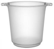 Platter Pleasers 6-Piece Ice Bucket, 3.8l, Clear