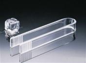 Clear Acrylic Plastic Ice Tongs