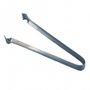 Kitchen Supply 15.2cm Stainless Steel Pom Tongs