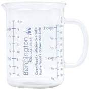 Catamount Glassware 2-Cup Measuring Glass