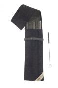 Simply Straws 3-Straw Denim Sleeve Set
