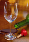 Fred and Friends Plunge Bottle Stopper