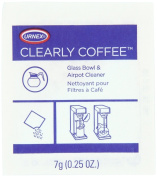 Urnex Clearly Coffee Powder, 125 - 1/120ml packets