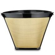 one all & reg GF214 #4 Permanent Cone-style Coffee filter