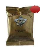 Coffee Masters Perfect Potful Royal House Blend Ground Coffee, 45ml Packets