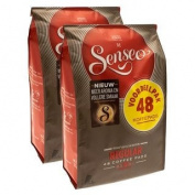 Senseo Medium Roast Coffee Pods 96-count Pods - 2 X 48 Pack