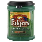 FOLGERS COFFEE DECAFFEINATED 380ml CAN