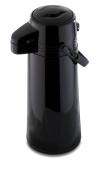 Copco Lancet 1.9l Capacity Pump Pot, Black