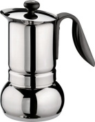 GAT Opera 6-cup Stainless Steel Stovetop Espresso Maker