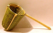 Strainer 6x8cm 10cm long Handle Bamboo Guaranteed quality