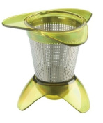 Tovolo In-Mug Tea Infuser, Green