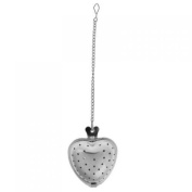 Heart Shaped Spoon Tea Infuser Strainer