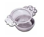 The Empress Tea Strainer