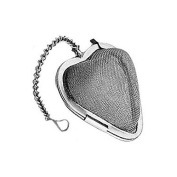 Heart Stainless Steel Mesh Tea Infuser - 5.1cm