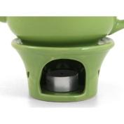 Lime Green Ceramic Teapot Warmer
