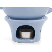 Powder Blue Ceramic Teapot Warmer