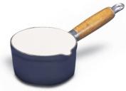 Chasseur Milk pan without lid, 14cm, 0.75ltr Cobalt Blue