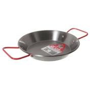 Garcima 8-Inch Carbon Steel Paella Pan, 20cm