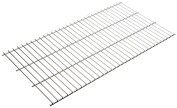 Rome's #32035.8cm x 61cm Pioneer Grate, Chrome Plated Steel