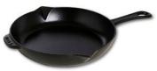 Staub Skillet - 25.4cm - Black