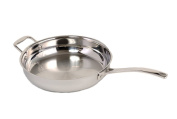 Cook's Choice Tri-Ply Stainless Steel 30.5cm Open Frypan