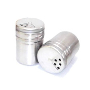 Vktech Multifunction Stainless Steel Spices Seasoning Extracts Toothpick Case Dispenser