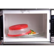 Collapse Microwave Food Cover