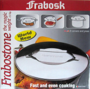 """Frabosk Italy """"Frabostone"""" Fast Ad Even Cooking"""