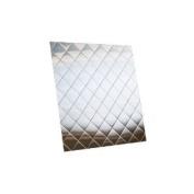 Quilted Stainless Steel Backsplash 61cm x 76.2cm
