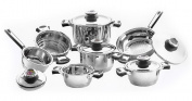 Exclusive Line Germany 12pcs Cookware Sets