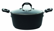 Ballarini 962L-D.24 Pot with Glass Lid Taormina Induction 24 cm